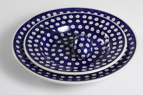 Pastatallrik/serveringsfat 29 cm