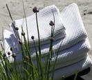 Handduk Våffelvit i 3 storlekar